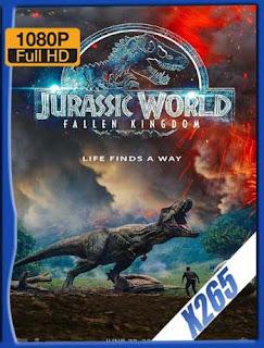 Jurassic World Fallen Kingdom (2018) 1080p x265 10bit Latino [GoogleDrive] SilvestreHD