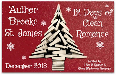 12 Days of Clean Romance – Brooke St. James- NWoBS Blog