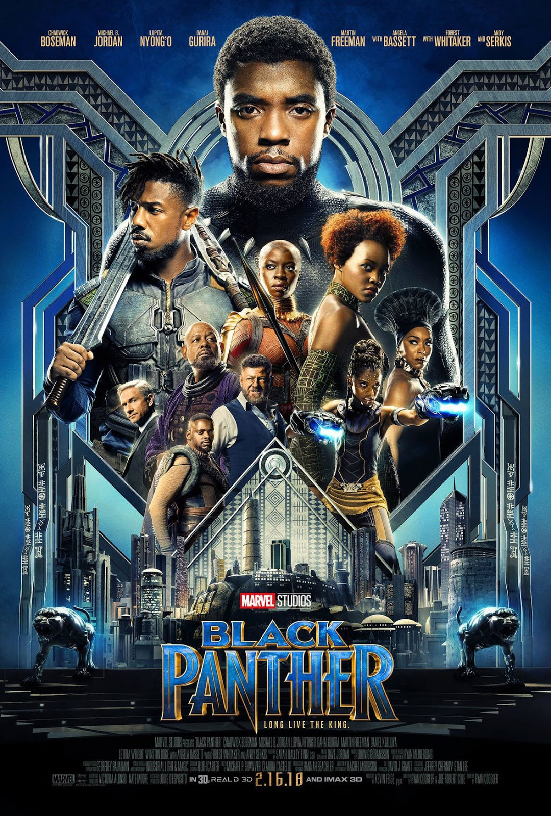 poster panther posters marvel movies shows thor taken ragnarok floating studios heads blockbuster approach below different most