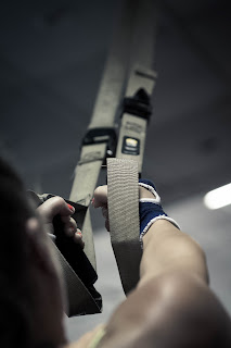 TRX Suspension Training Schlingentrainer