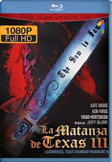 La Masacre De Texas 3 (1990) [1080p BRrip] [Latino-Inglés] [GoogleDrive]