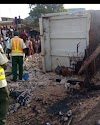 JUST IN: Iyana Iyesi, Ogun Fatal Accident