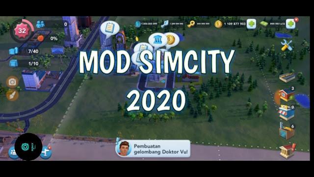 Download SimCity Mod Apk 2020