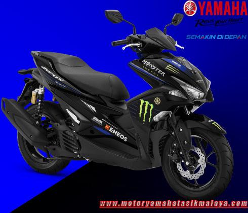 DP Motor Yamaha Aerox Tasikmalaya