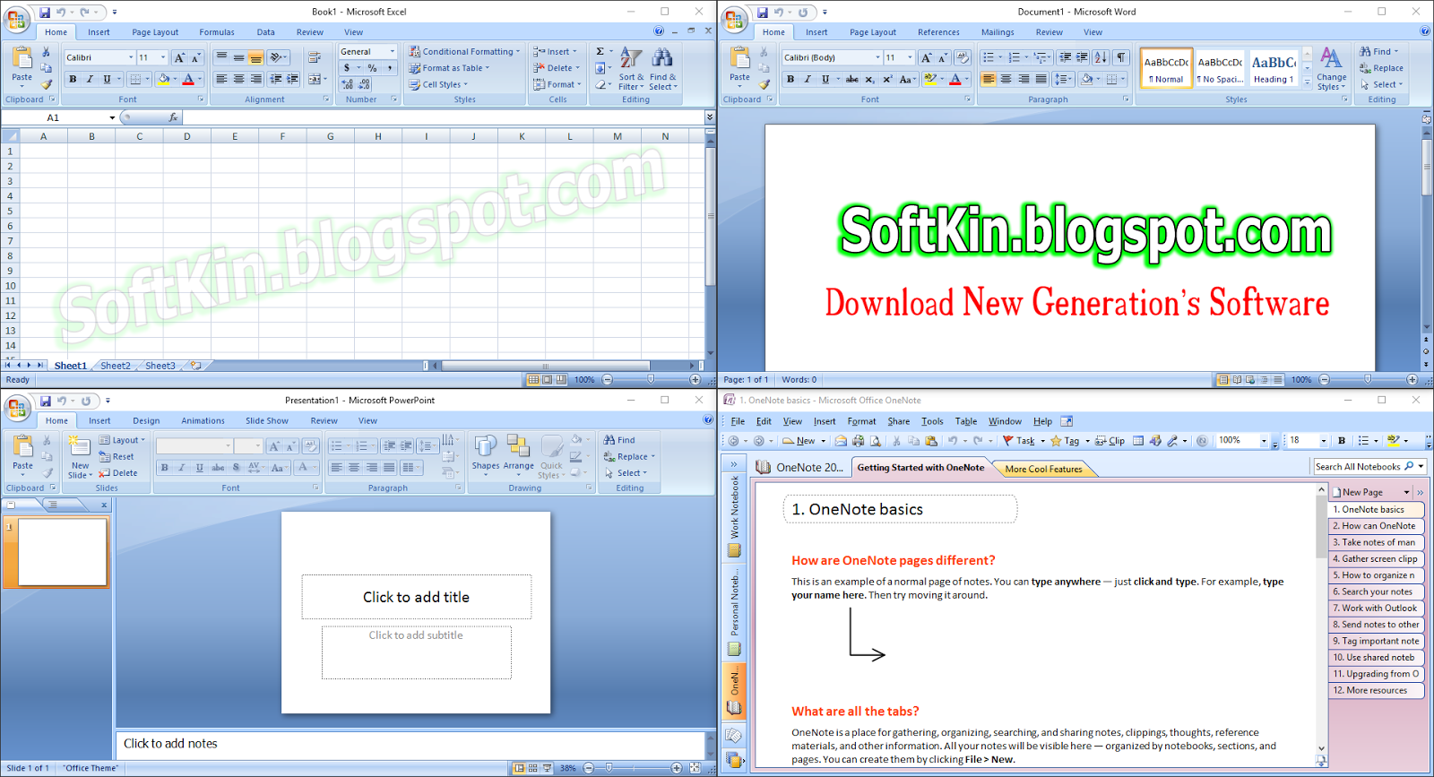 Download New Generation S Softwares