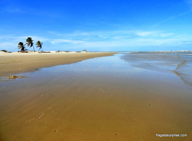 Praia de Mangue Seco