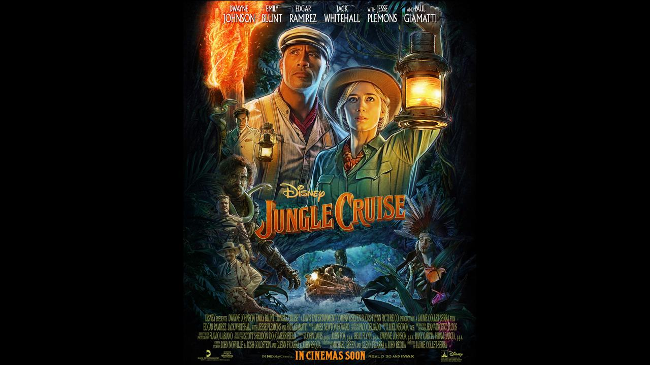 Jungle Cruise Movie Review In 3movierulz