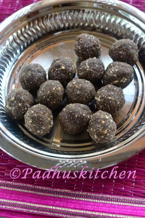 Sesame Seeds Laddu Recipe-Til Ladoo-Easy Ellu Urundai Recipe | Padhuskitchen