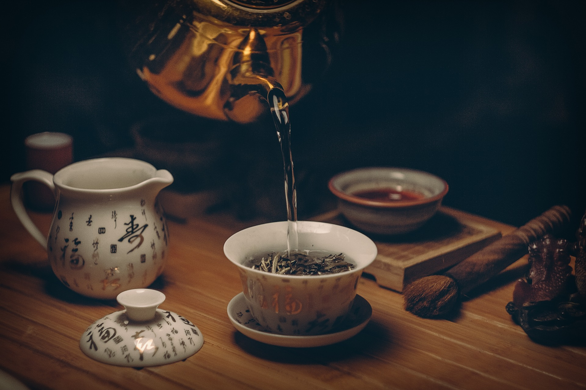 When To Drink Green Tea Before or After Exercise