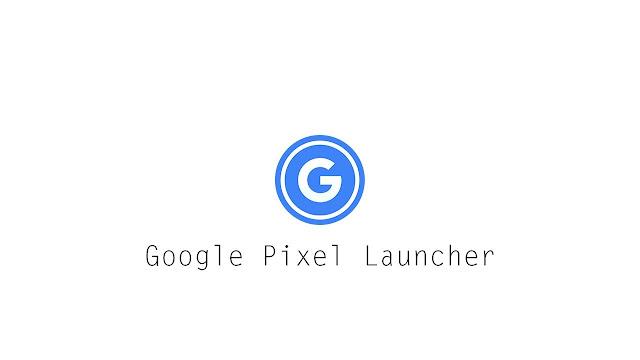 Pixel Launcher V3.1 Apk