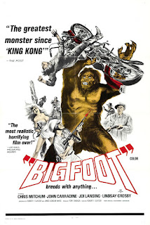 Admittedly Not A Great Movie Or Anything But I Have Quite An Affection For This Rural Monster Romp In Which Bigfoot And His Family Terrorize The Locals