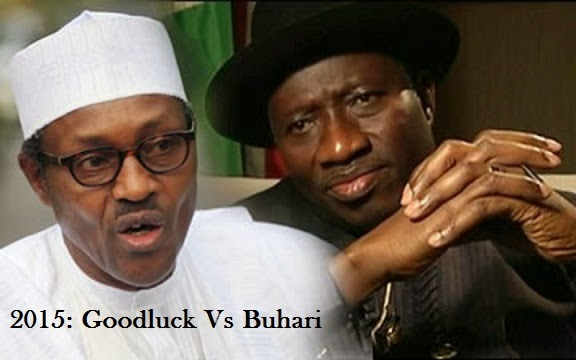 picture of president jonathan and buhari