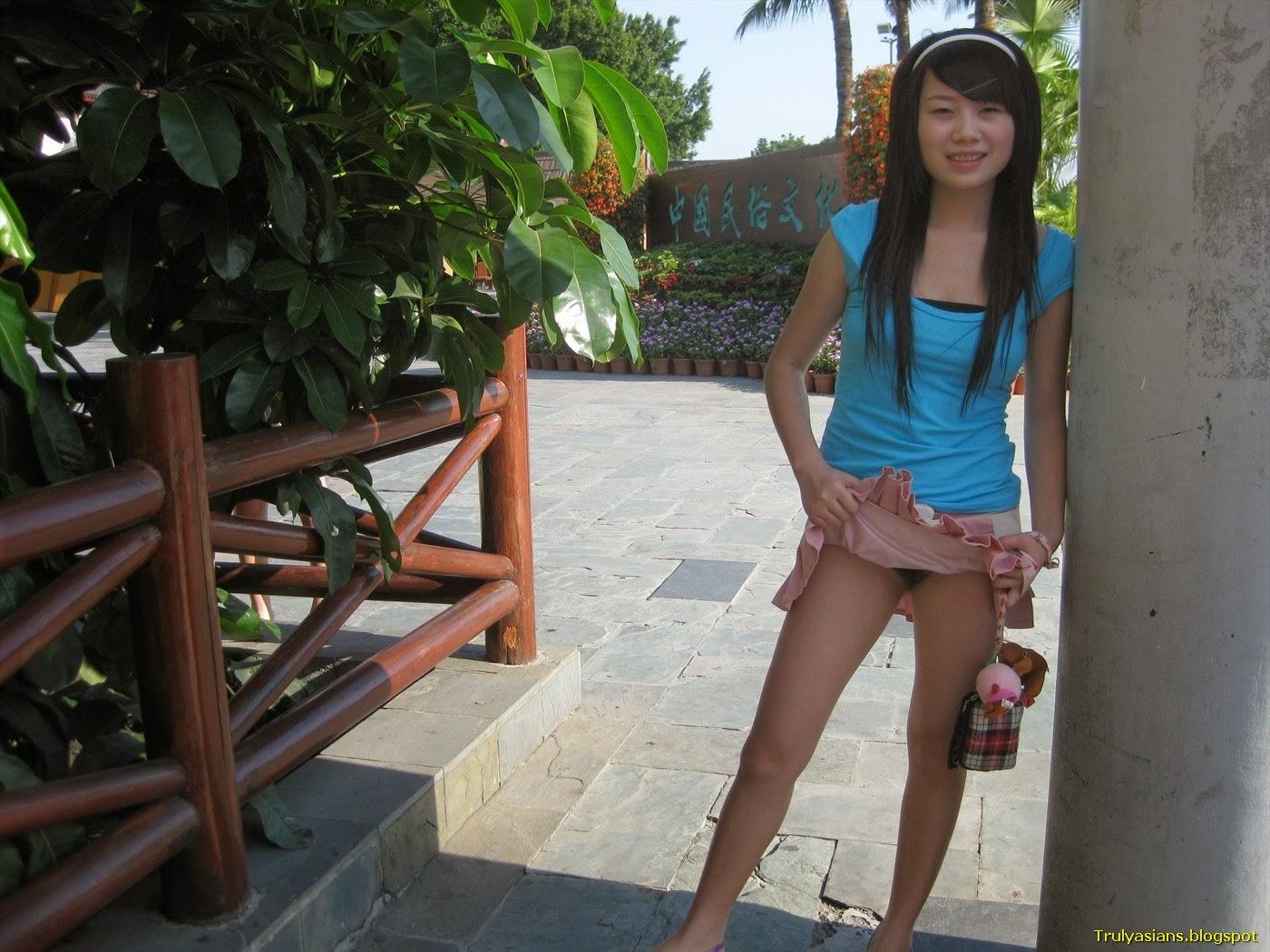 A hummping naked girl-1166