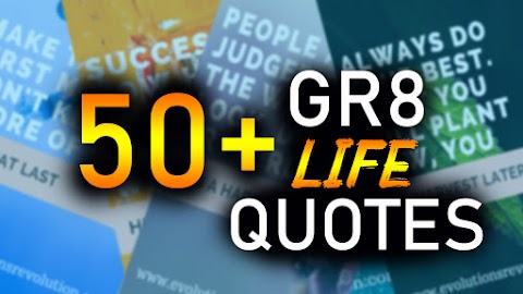 50+ Great Life Quotes 2019 (With Images) - Evolutions Revolution