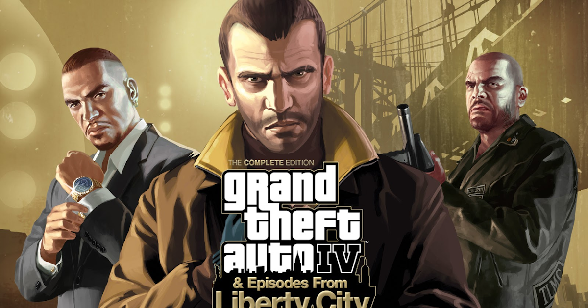 Grand Theft Auto IV: Complete Edition Việt hóa   Link Tải Game