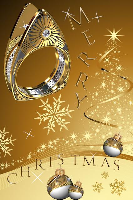 Greg Neeley Jewelry Christmas Edit Hopi Pottery Ladies Ring #brilliantluxury