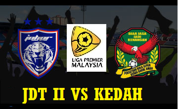 JST II Vs Kedah