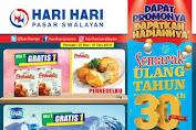Promo Hari Hari Swalayan Spesial Semarak Ulang Tahun Periode 25 November - 1 Desember 2019