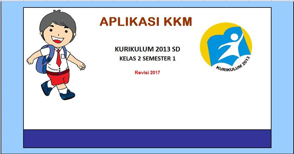 Download Aplikasi Kkm K13 Untuk Sd Revisi 2017 Wali Kelas