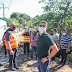 Prefeito David Almeida acompanha ação do Pacote de Obras de Inverno no Monte das Oliveiras