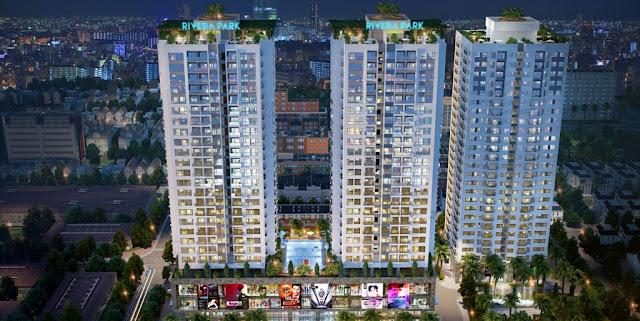 Góc nhìn dự án Rivera Park Hà Nội