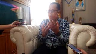 Wali Kota Sukabumi H Achmad Fahmi