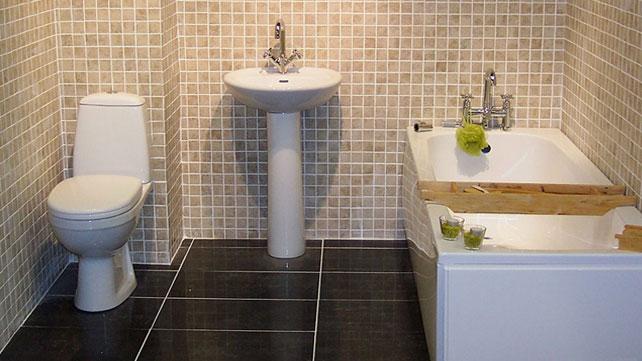 Cách xử lý mùi hôi khó chịu trong nhà vệ sinh và nhà tắm