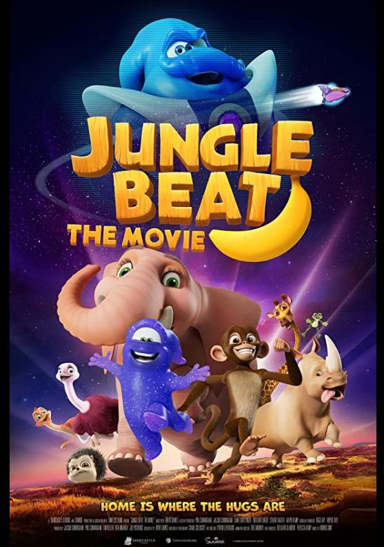 Jungle Beat The Movie 2021 x264 720p Esub BluRay Dual Audio English Hindi THE GOPI SAHI