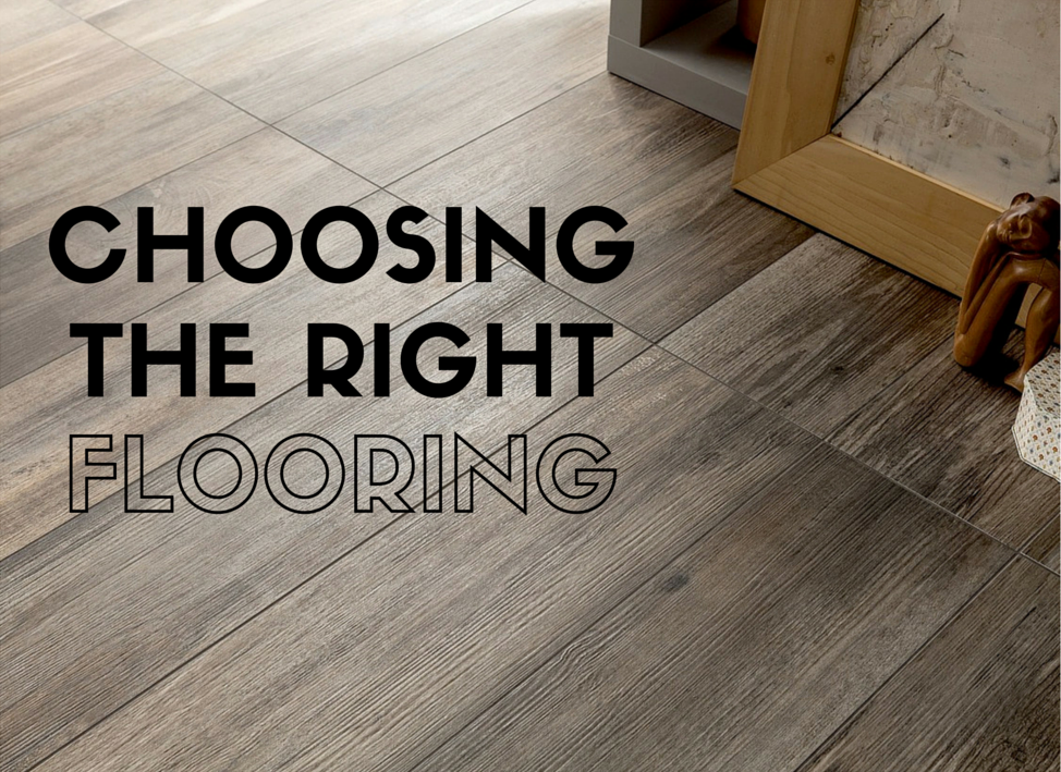 Donna knows best choose the right floor for every room for Right flooring