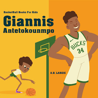Giannis Antetokounmpo kids book