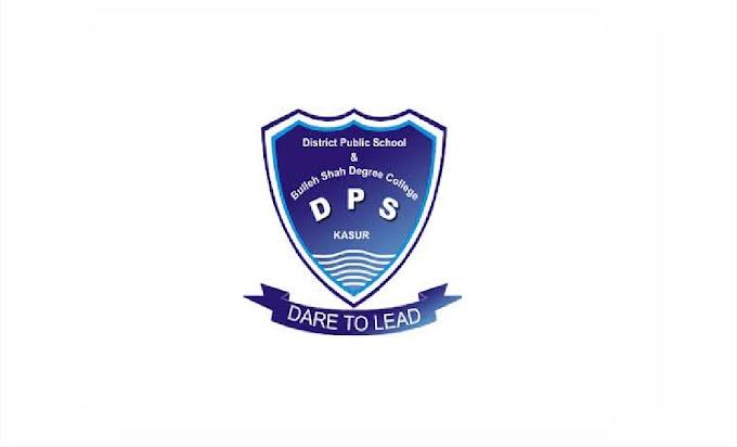 District Public School & College Kasur Jobs 2021 – DPS Kasur Jobs