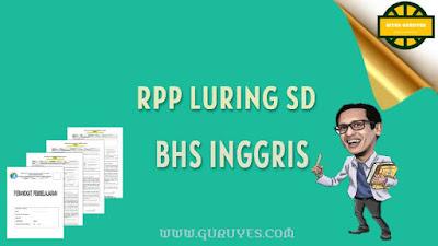 Download RPP Daring Bahasa Inggris Kelas  Download RPP Daring Bahasa Inggris Kelas 6 Semester 2