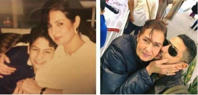 صور عمرو سمير وماجدة عاصم