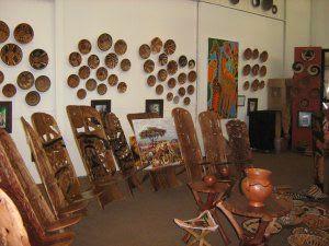 Gaborone artcrafts Botswana