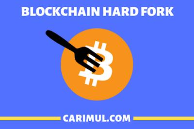 Penjelasan Sederhana Apa Itu Hard Fork Blockchain