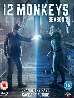 Série 12 Macacos - 2ª Temporada Legendada 2016 Torrent Download