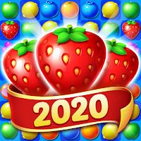 Fruit Genies – Match 3 Puzzle Games Offline Mod Apk