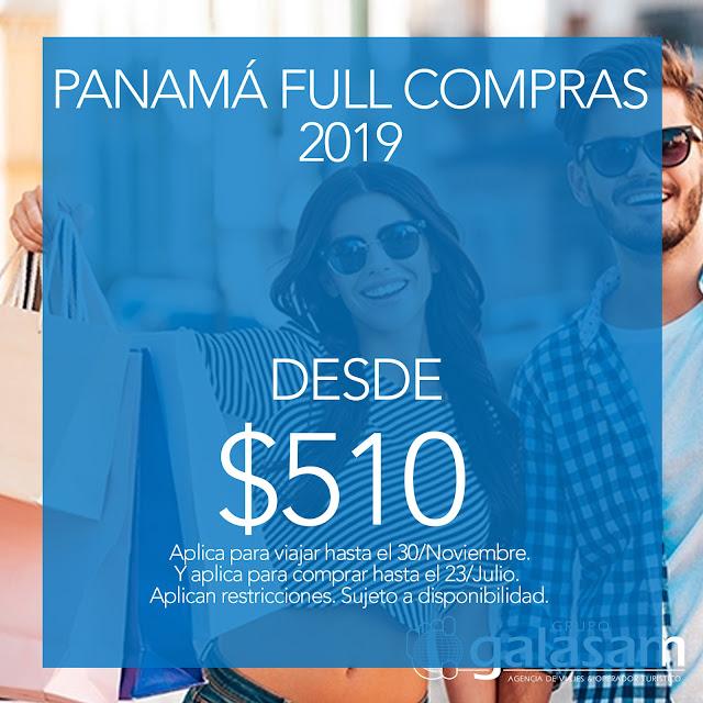 PANAMÁ  FULL COMPRAS 2019