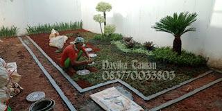 Tukang Taman Cibubur, depok, Cileungsi,  bekasi