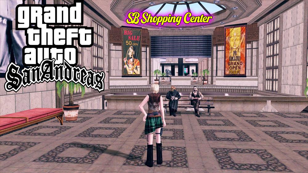 gta san andreas shopping mall mod pc