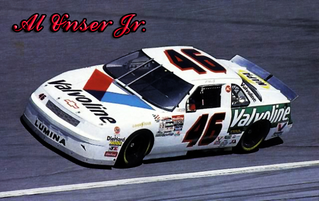 Nascar Racing Champions Blog Al Unser Jr 46 Valvoline