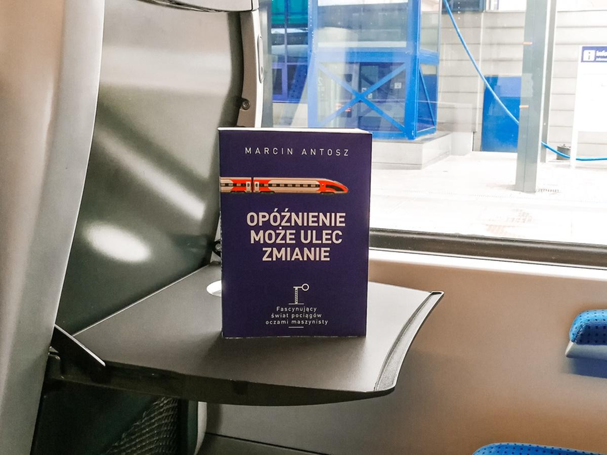 Książka o pociągach
