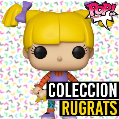 Lista de figuras funko pop de Funko POP Rugrats