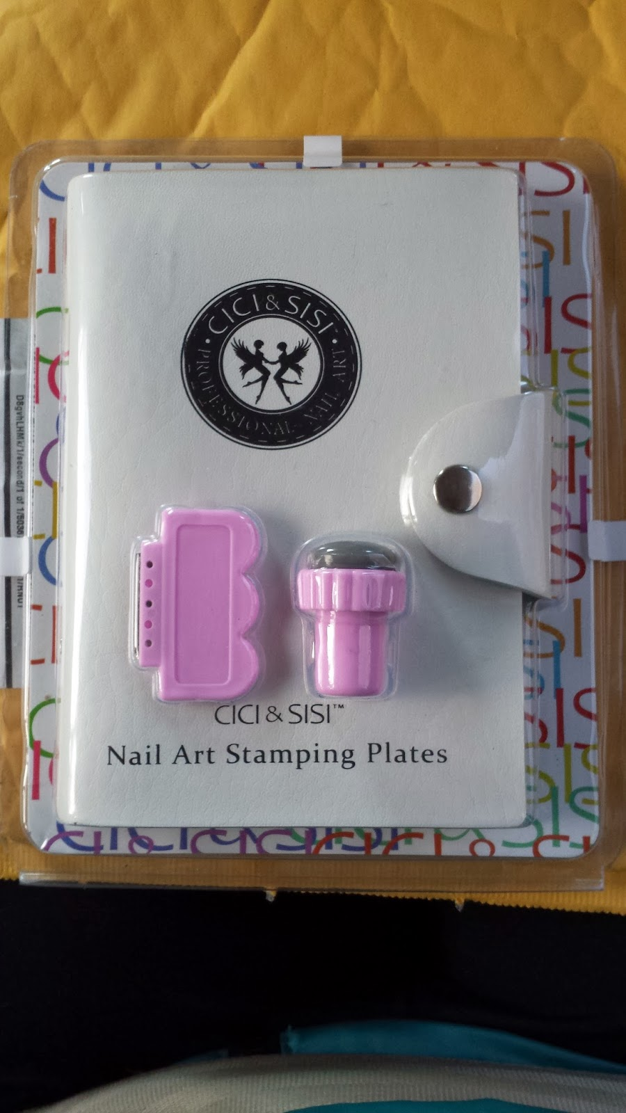 The Polished KOI: New CICI & SISI Stamping: Set 1, Part 1