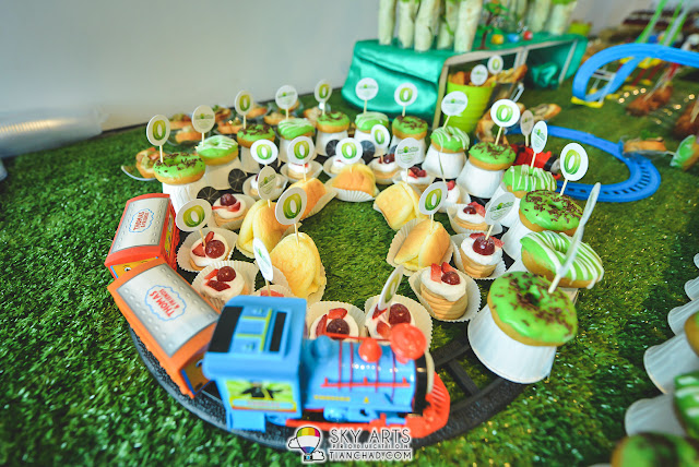 Maxis Zerolution Catering @ Maxis Tower
