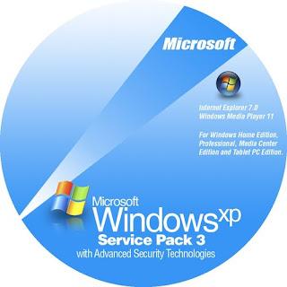 WINDOWS XP SP3 WITH DRIVER SATA INTEGRATED JUNI 2012 32 BIT