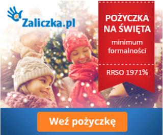 Zaliczka.pl - oferta świąteczna