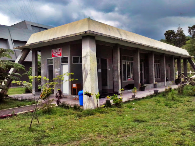 Mushola dan Toilet Museum Gunung Merapi