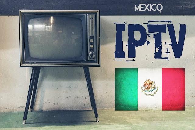 Lista M3U IPTV MEXICO Actualizada