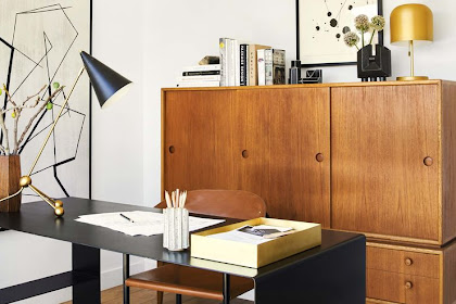 Fun Home Offices That'll Boost Your Creativity